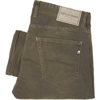 Grover Straight Fit Jeans - Green