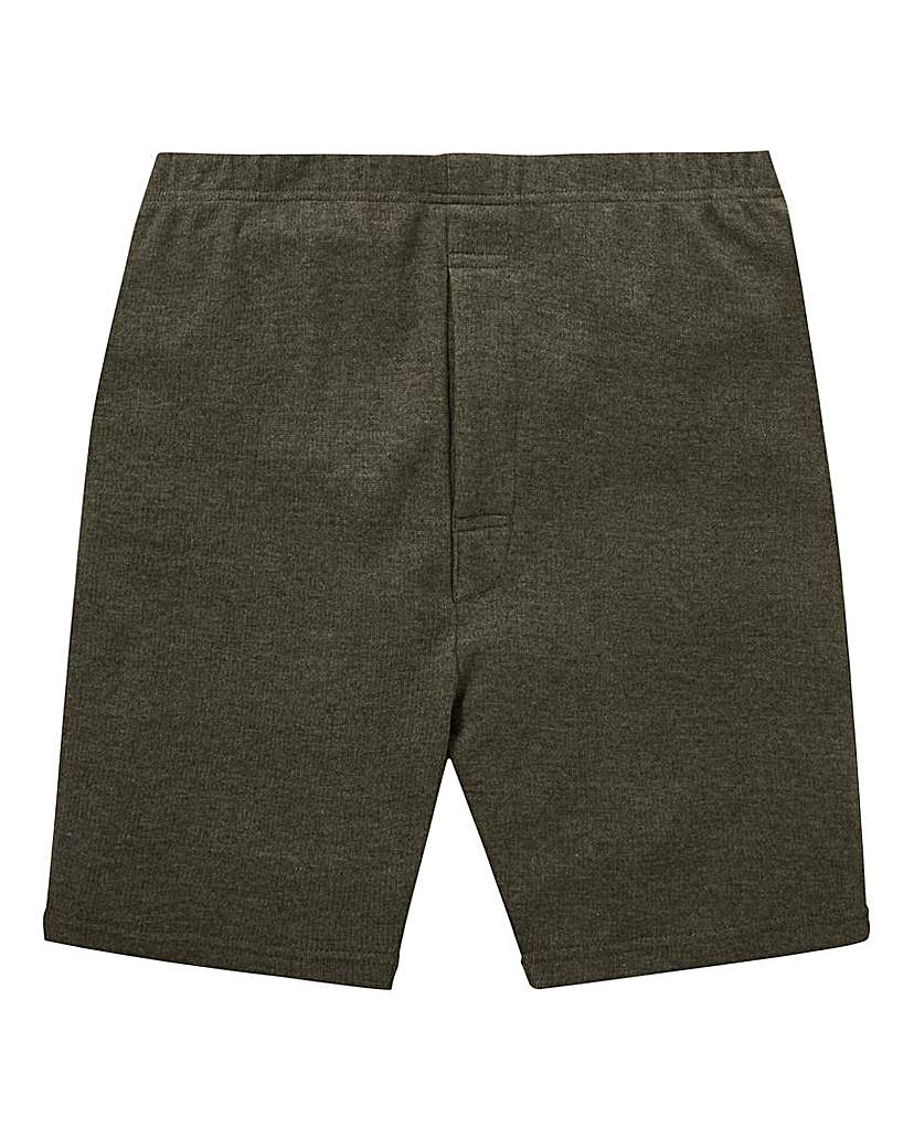 Capsule Charcoal Thermal Trunk