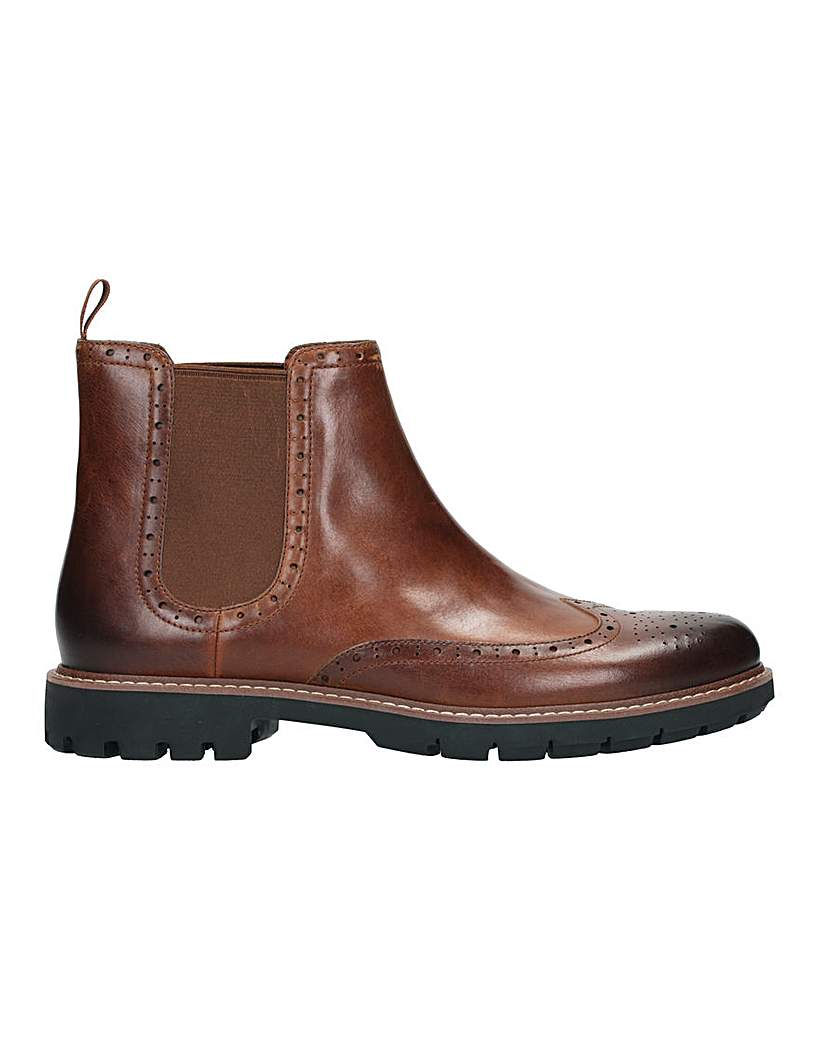 Clarks Batcombe Top Standard Fitting