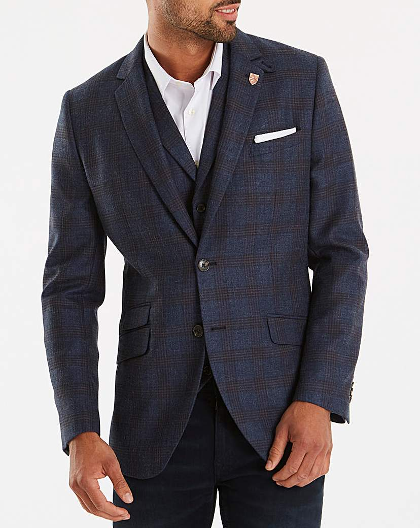 Hammond & Co Ashmore Check Blazer