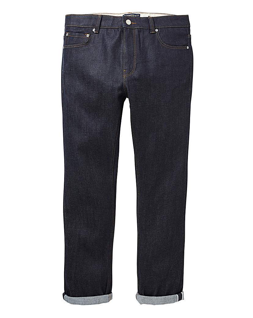 Hammond & Co Selvedge Slim Fit Jean