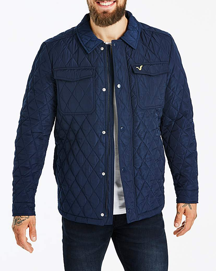 Voi Enforce Quilted Jacket