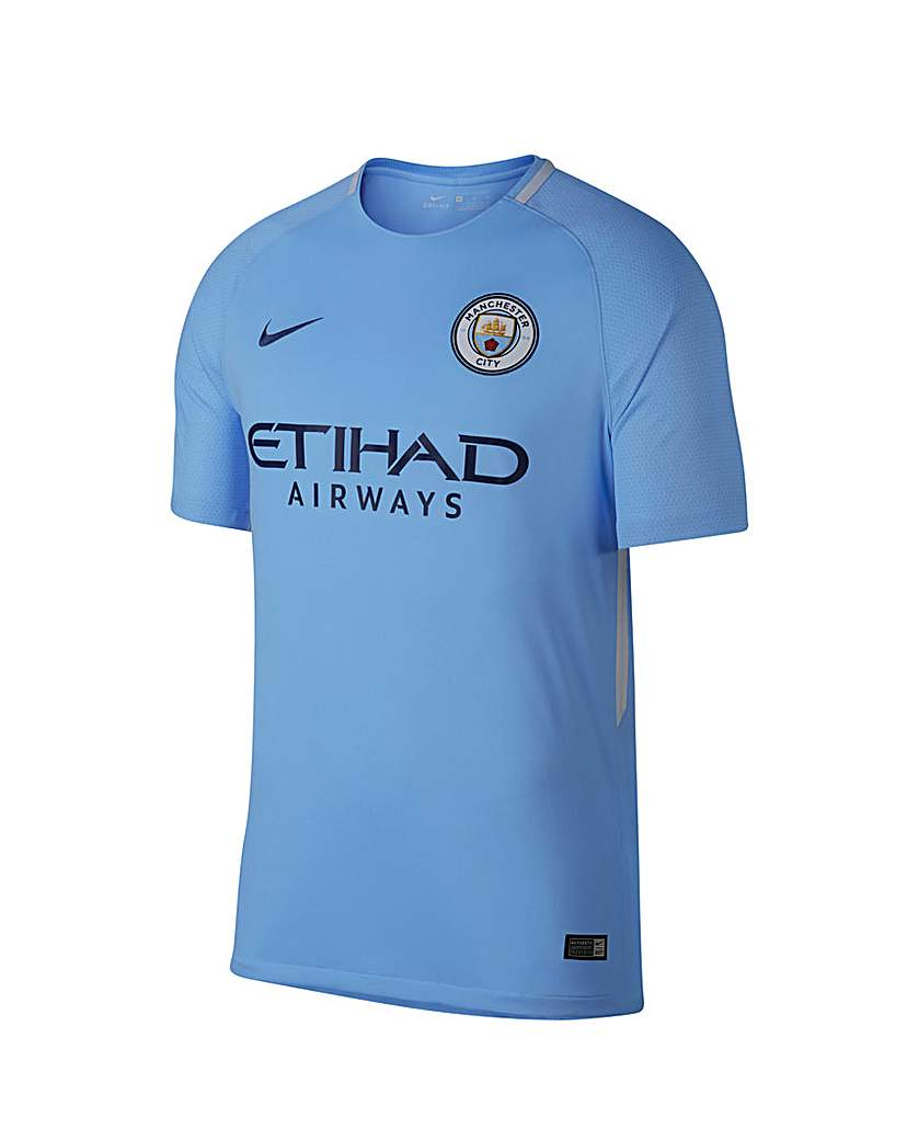 Manchester City Replica Home Jersey