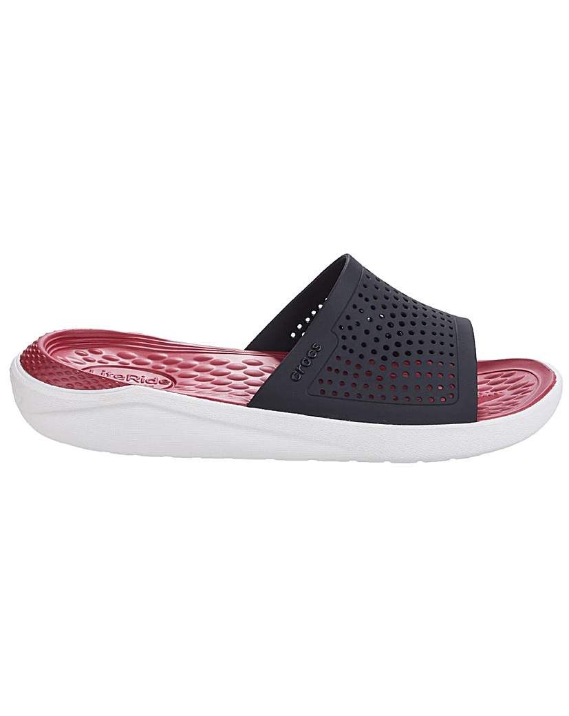 Crocs LiteRide Mens Slider