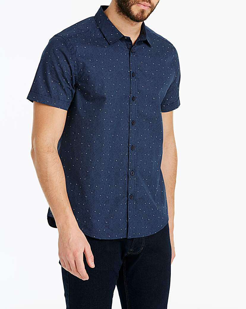 Peter Werth AOP Floral Shirt Long