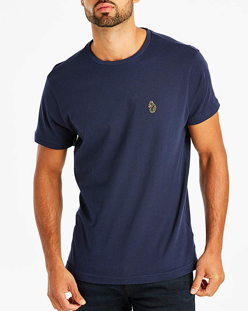 Luke Sport Navy Buddy Lad T-Shirt R