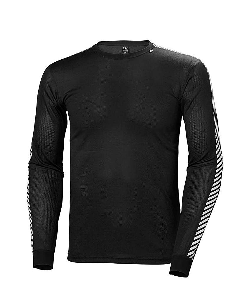 Helly Hansen Lifa Stripe Crew Base Layer