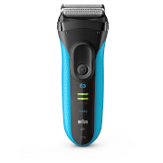 Braun Series 3 - Blue - Shaver Only
