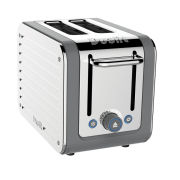 Dualit 26526 Architect 2 Slot Toaster - Grey