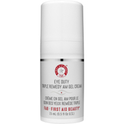 First Aid Beauty Eye Duty Triple Remedy AM Gel Cream (15ml)