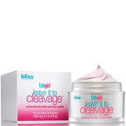 bliss fabgirl leave it to cleavage Enhancing Décolleté and Bust Soufflé 100ml