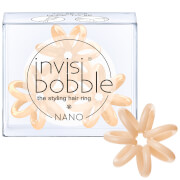 invisibobble Nano Hair Tie (3 Pack) - To Be or Nude to Be