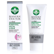 Manuka Doctor ApiClear Purifying Facial Scrub 100ml