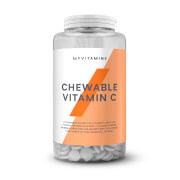 Chewable Vitamin C - 1 Month (60 Tablets)