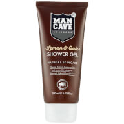 ManCave Lemon and Oak Shower Gel 200ml