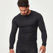 Compression Long Sleeve Top - L - Black