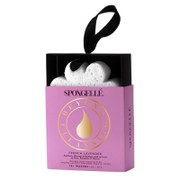 Spongellé Boxed Flower Body Wash Infused Buffer - French Lavender