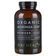 KIKI Health Organic Moringa Leaf Powder 100g