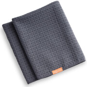 Aquis Hair Towel Waffle Luxe Moody Gray