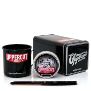 Uppercut Deluxe Mug, Comb and Tin Kit (Worth £43.00)