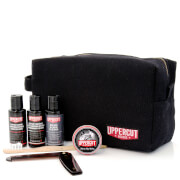 Uppercut Deluxe Wash Bag - Filled Black (Worth £48.00)