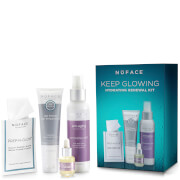 NuFACE Keeping Glowing Hydrating Renewal Kit (Worth £78.00)