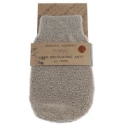 Hydrea London Exfoliating Linen Mitt with Copper