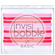 invisibobble Basic The Light Hair Ring - Jelly Twist (10 Pack)