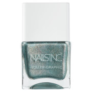 nails inc. Holler Graphic Nail Polish - Cosmic Queen 14ml