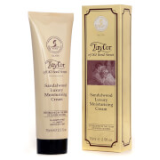 Taylor of Old Bond Street Sandalwood Moisturising Cream 75ml